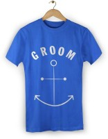 BonOrganik Cotton groom tee for men