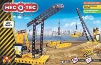 WAGA NEW MEC-O-TEC CRANE METAL CONSTRUCTION SETS(Multicolor)