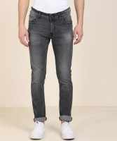 Peter England Slim Men Grey Jeans