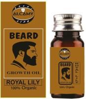 Alcamy Beard Growth Oil (Royal Lily) Hair Oil(30 ml)
