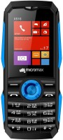 Micromax X516(Black&Blue)