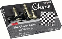 Miss & Chief Chess Strategy & War Games Board Game