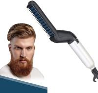 Wonder World ™ Styling Comb Hair Curlers, Hair Straightener, Magic Massage Comb Styling Comb Hair Curlers, Hair Straightener, Magic Massage Comb Hair Straightener(White, Black - 12)