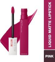 Maybelline New York Super Stay Matte Ink Liquid Lipstick(Artist, 5 ml)