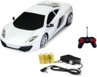 Miss & Chief Mini Racing 4 Channel Radio control RC Car(White)
