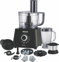 Inalsa Magic Pro 800 W Food Processor(Black)