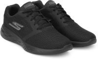 Skechers Go Run 600 - Refine Running Shoes For Men(Black)