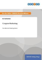 Coupon-Marketing(German, Paperback, Hofstetter M)
