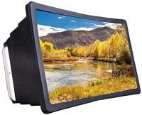 Teleform F2 video screen glass for compatible for smart phones Video Glasses(Black)