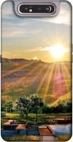 Casotec Back Cover for Samsung Galaxy A80(Multicolor, 3D Case)