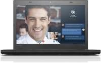Lenovo Thinkpad Core i5 6th Gen - (16 GB/500 GB HDD/Windows 10) Thinkpad T460 Laptop(14 inch, Black)
