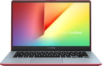 Asus VivoBook S Series Core i5 8th Gen - (8 GB/1 TB HDD/256 GB SSD/Windows 10 Home) S430FA-EB156T Thin and Light Laptop(14 inch, Red, Starry Grey, 1.40 kg)