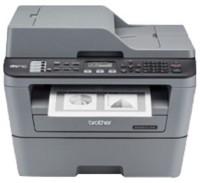 Brother MFC-L2701D Multi-function Monochrome Laser Printer(Black, Toner Cartridge)