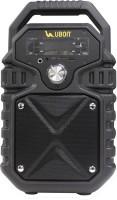 Ubon Party Speaker 18 W Bluetooth  Speaker(Black, Stereo Channel)