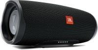 JBL Charge 4 IPX7 with In-Built Powerbank Portable Bluetooth Party Speaker(Black, Stereo Channel)