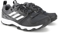 ADIDAS Galaxy Trail Running Shoes For Men(Black, Olive)