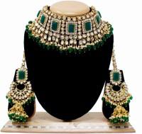 SAIYONI Alloy Jewel Set(Green)