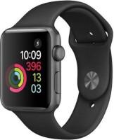 mobifox A1 MULTI FUNCTIONAL SMARTWATCH Smartwatch(Black Strap, free)