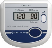 Citizen CH 432 Digital Easy Operation Bp Monitor(Blue)