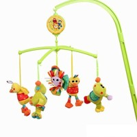 Baby Grow Baby Pond Friends Musical Crib Mobile Bed Hanging Baby Toy(Multicolor)
