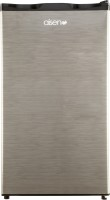 Aisen 100 L Direct Cool Single Door 2 Star (2019) Refrigerator(Hairlin Grey, AR-D1052SG.HG)