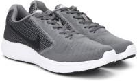 Nike Revolution 3 Running Shoes For Men(Grey)
