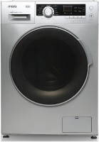 MarQ By Flipkart 10.2 kg Garment Sterilization Fully Automatic Front Load with In-built Heater Silver(MQFLDG10)