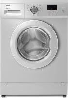 MarQ by Flipkart 6 kg with Self Clean Technology Fully Automatic Front Load with In-built Heater White(MQFLDG60)