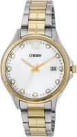 Citizen EV0054-54D  Analog Watch For Women
