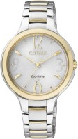 Citizen EP5994-59A Eco-Drive Analog Watch For Women