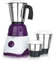 IMPEX 550 1 550 Juicer Mixer Grinder(White, Violet, 3 Jars)