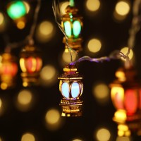 Home Delight 125 inch Multicolor Rice Lights(Pack of 1)
