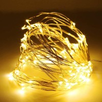 Home Delight 120 inch Yellow Rice Lights(Pack of 1)