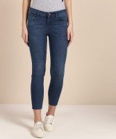 Jealous 21 Skinny Women Blue Jeans