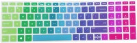 Vinayakart Anti Dust Keypad Protector Skin HP 15.6 Keyboard Skin(Multicolor)