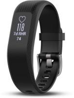 GARMIN Vivosmart 3(Black Strap, Size : Regular)