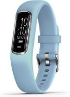 GARMIN Vivosmart 4(Blue Strap, Size : Regular)