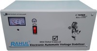 rahul V-666 a3 KVA/12 Amp 100-280 Volt 5 Step Main Line Use Up to 3 KVA Load Automatic Voltage Stabilizer(White)