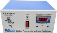 rahul Base-1 a1 Digital 1 KVA/4 Amp 140-280 Volt 3 Step 1 Computers/Washing Machine/Refrigerator 185 to 290 Ltr Automatic Digital Stabilizer Digital Automatic Stabilizer(White, Blue)