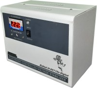 rahul H-40110a Automatic Digital Voltage Stabilizer(White)