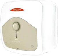 Racold 15 L Storage Water Geyser (Andris Uno, white body with sandy panel)
