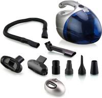 Nova NVC-2765 Dry Vacuum Cleaner(Silver, Blue)
