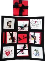 OddClick Greeting Card, Showpiece Gift Set