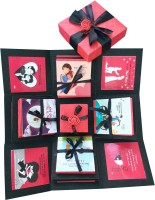 OddClick Greeting Card, Showpiece Gift Set