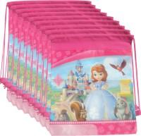 Asera 12 pcs Sofia Design Dori Bag for Kids Birthday Return Gifts Potli(Pack Of 12)