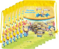 Asera 12 pcs Minion Dori Bag for Kids Birthday Return Gifts Potli(Pack Of 12)