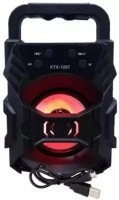 Mobhead ktx-1057 Wireless 5 W Bluetooth Speaker 5 W Bluetooth Speaker Compatible with All Smartphone Perfect for Home Audio Player for Picnic,Tour,use for Kitty Party 15 W Bluetooth  Speaker(Black, Stereo Channel)