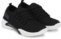 Hit & Fit Training Shoes, Walking Shoes, Gym Shoes, Sports Shoes, Running Shoes Sneakers For Men(Black)