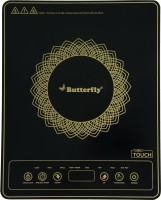 Butterfly TURBO TOUCH Induction Cooktop(Black, Touch Panel)