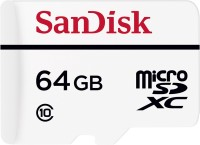 SanDisk High Endurance 64 MicroSDXC Class 10 20 MB/s  Memory Card